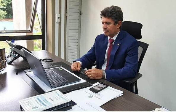 Rinaldo ressalta a importância da operação 'Araceli' em MS, que prendeu dezenas de pedófilos