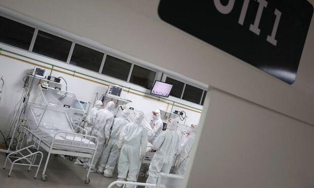 Em pleno sábado mais 48 morrem de covid em MS