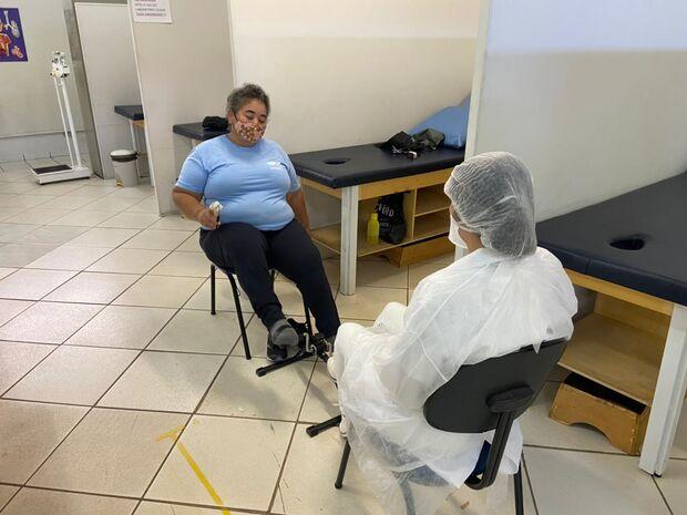 Fundação tenta levantar fundos com vaquinha para atender pacientes com sequelas da covid-19