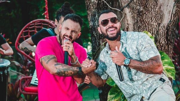 De Campo Grande, Davizera é promessa de sucesso com pagonejo em feat com Thiago Brava