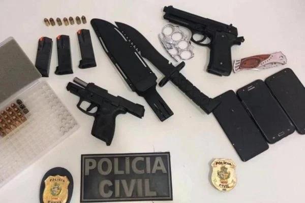 Polícia descobre plano de adolescentes para atacar escola a tiros em Goiás