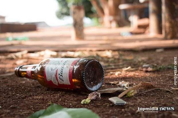 Idosa tenta acabar com bebedeira e acaba xingada em supermercado na Mato Grosso