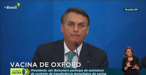 Vídeo: Bolsonaro confunde MT com MS e paga mico ao defender Copa América