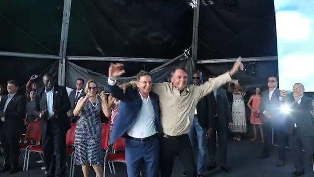 Polêmica: Bolsonaro indica Marcelo Crivella para embaixador na África do Sul