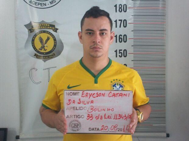 Bandido morto após confronto com policiais tinha passagem por tráfico de drogas