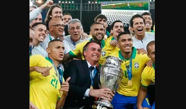 Bolsonaro venceu a Globo? STF autoriza Copa América no Brasil