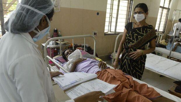 Assustador: MS tem nova suspeita de fungo negro, dessa vez em Corumbá