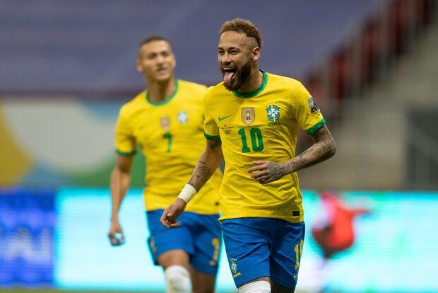 Com gol de Neymar, Brasil vence Venezuela na abertura da Copa América