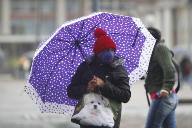 Chuvas seguem e domingo será o dia mais frio em Campo Grande