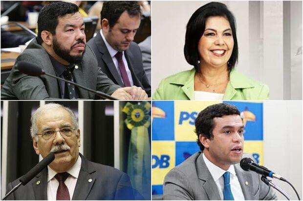 Quatro deputados de MS votam a favor da privatização da Eletrobras