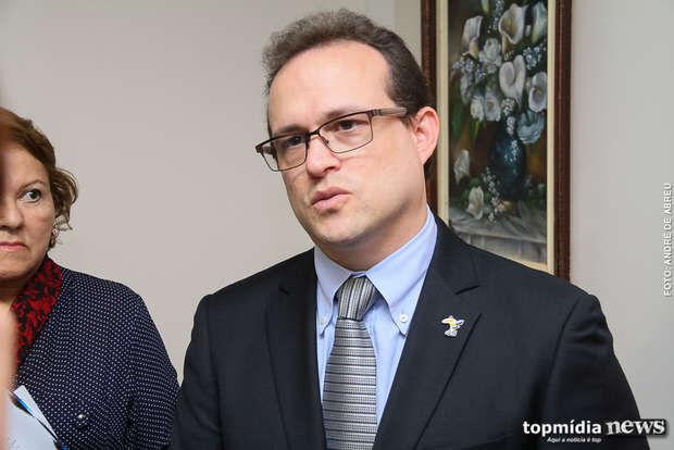 Ex-vereador de Campo Grande assume comando do Hospital Regional