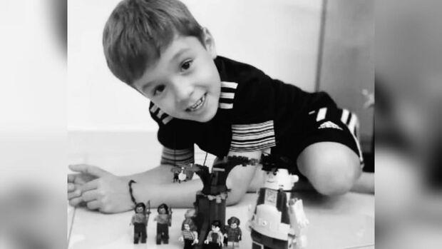 Velório de criança que morreu em acidente acontece neste domingo em Campo Grande
