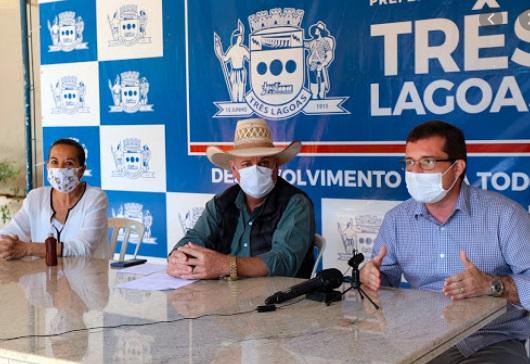 Três Lagoas ignora decreto estadual e mantém comércio aberto