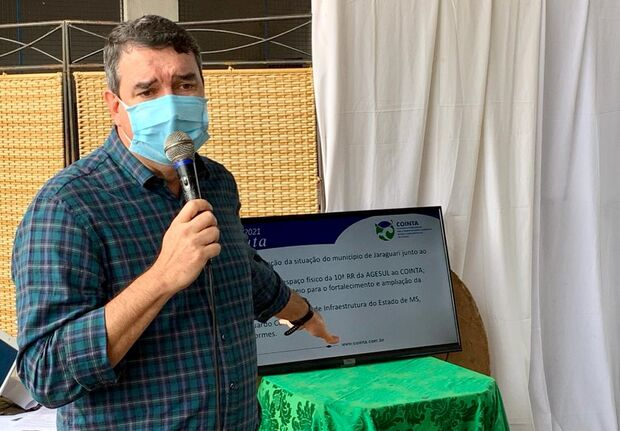 Riedel anuncia R$ 2,5 mi para consórcio de cidades da região do Taquari