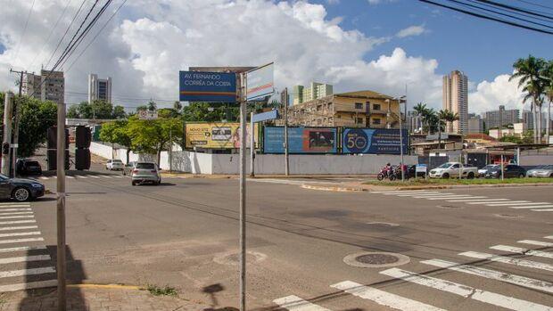 Horário e rota de itinerário de motoristas são alterados por obras de corredor na Rui Barbosa