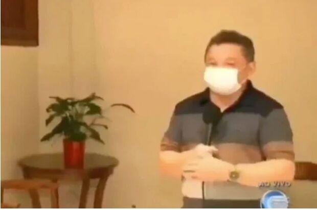 Em Teresina, secretário diz que mulheres 'são vacinadas de manhã para fazer comida cedo'