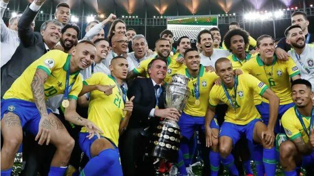 Após polêmica da Copa América, Bolsonaro será convidado para abertura