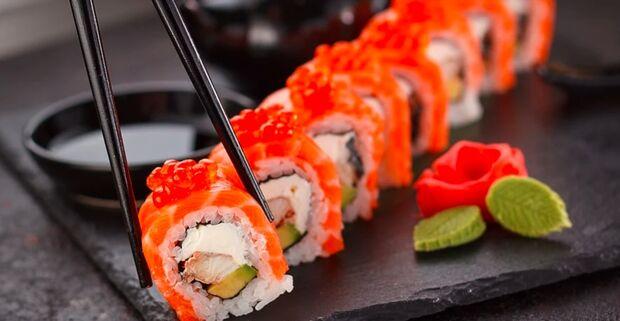 Sushi é a comida favorita do sul-mato-grossense no delivery