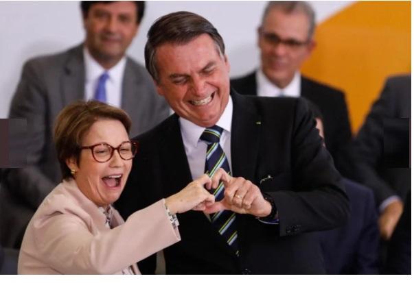 Para combater a fome, ministra Tereza Cristina cria grupo e promete solução em 15 dias