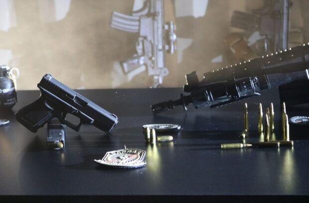 Governador autoriza venda de armas para policiais aposentados em MS