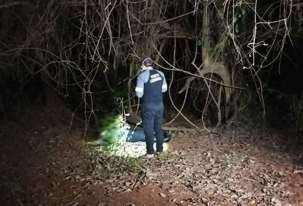 Mulher é executada com tiro na cabeça e abandonada em matagal