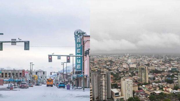 Campo Grande tem mais frio que Alaska e vira meme viral