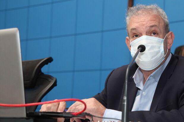 Geraldo Resende pede R$ 50 mi para construção do Hospital do Idoso em MS