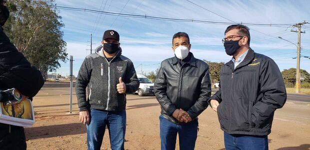 Segurança para todos: Ayrton Araújo pede semáforo em anel viário no Noroeste