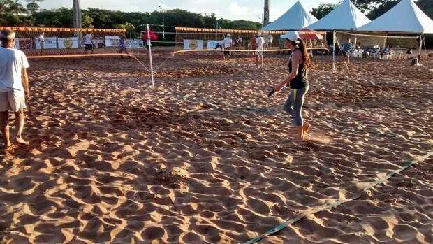 Beach tennis retorna com etapas no mês de agosto em Campo Grande