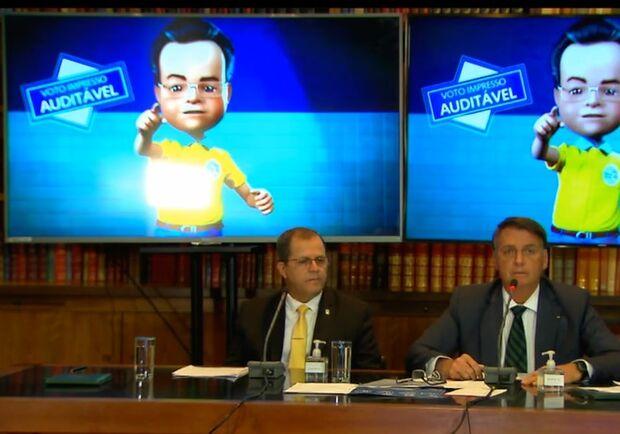Bolsonaro tem razão: 'quem soltou Lula vai contar os votos em 2022'