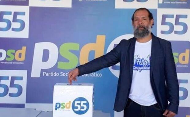 Ex-candidato pelo PSD, Gibasan Hassan morre em Campo Grande