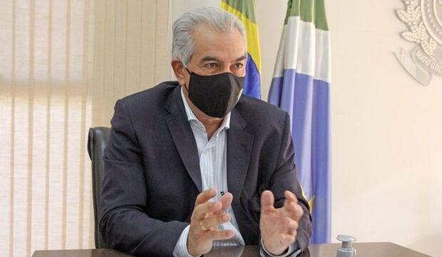 Governador sanciona orçamento que prevê receita de R$ 18,47 bilhões para MS em 2022