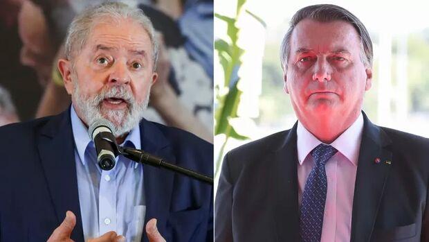 São iguais? Lula e Bolsonaro desdenham de 3ª via em 2022