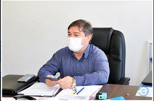 Prefeito anuncia reajuste para professores e piso para agentes de endemias em Coxim