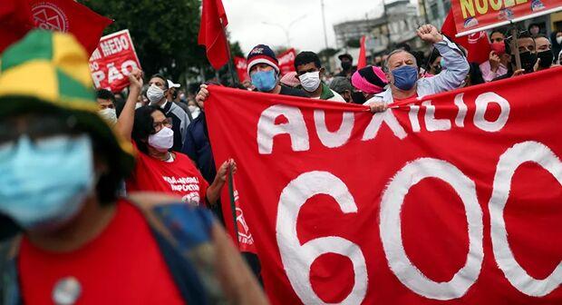 Atos contra Bolsonaro são realizados em 187 cidades neste sábado