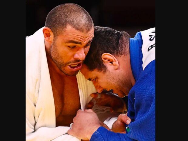 Deu ruim: judoca de Campo Grande leva três punições e perde luta em Tóquio