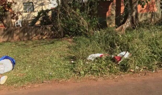 Trio de encapuzados sequestra homem após tiroteio em Ponta Porã