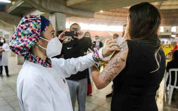 Geraldo Resende quer acabar com 'farra' da escolha de vacinas: 'vai pro fim da fila'