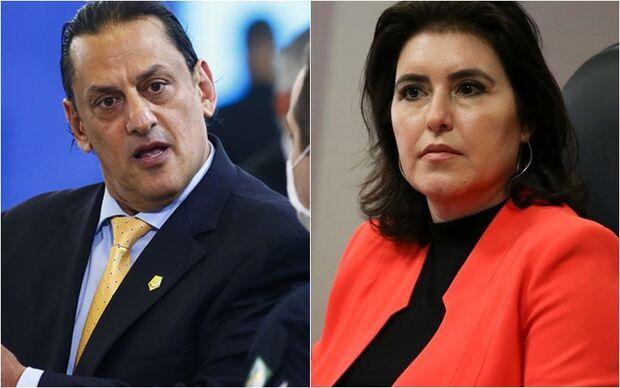 Simone Tebet pede que advogado de Bolsonaro seja expulso da OAB