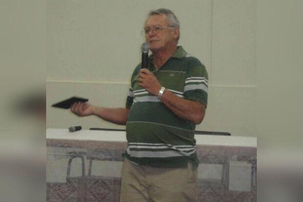 Wilson Valentin Biasotto, professor de Dourados, morre vítima de câncer