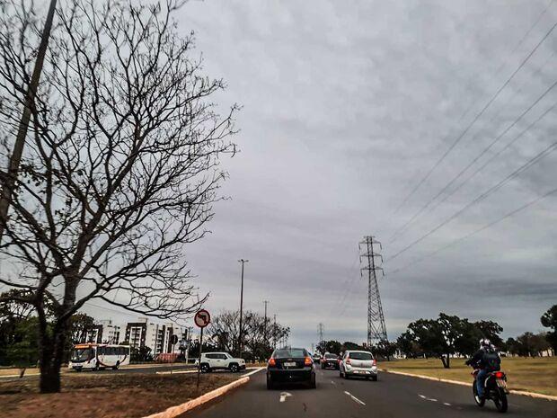 Chuvas podem aparecer no final de semana que será de mais frio em MS