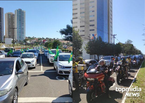 Campo Grande pode ter manifestação pró-Bolsonaro em 7 de Setembro