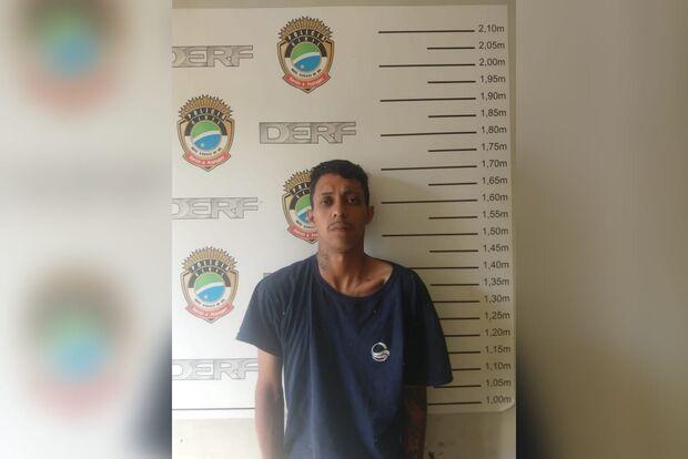 Polícia captura rapaz que matou jovem e foi condenado a 25 anos de prisão