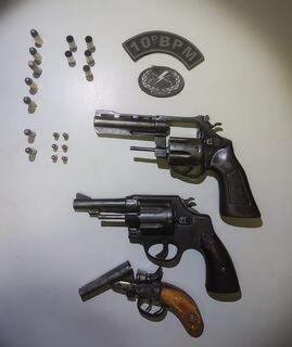 Polícia prende acusado de tentar matar rival no Aero Rancho