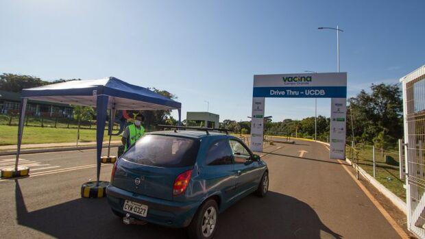Vacina com desconto: Campo Grande mantém parceria em viagens com aplicativo