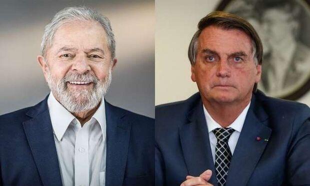 Pesquisa Ipec indica que Lula lidera corrida presidencial com 48% das intenções de votos