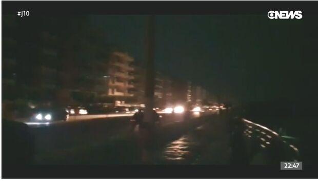 Cidades de SP e RJ registram 'apagão' e ficam sem energia elétrica