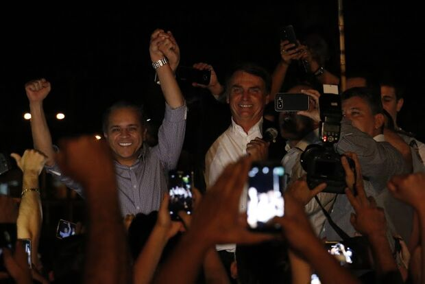 Bolsonaro visita Bonito em outubro; 2ª vinda a MS no ano
