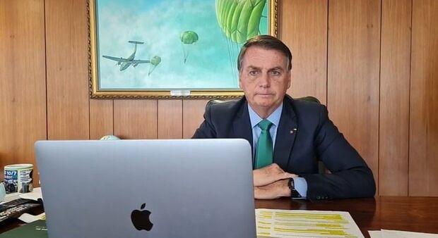 Bolsonaro desaba em popularidade digital após 'carta do arrego'