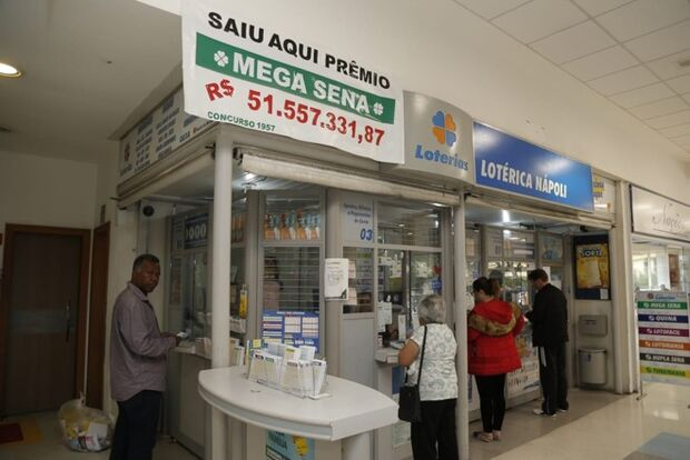 É hoje! Mega-Sena sorteia bolada de R$ 23 milhões